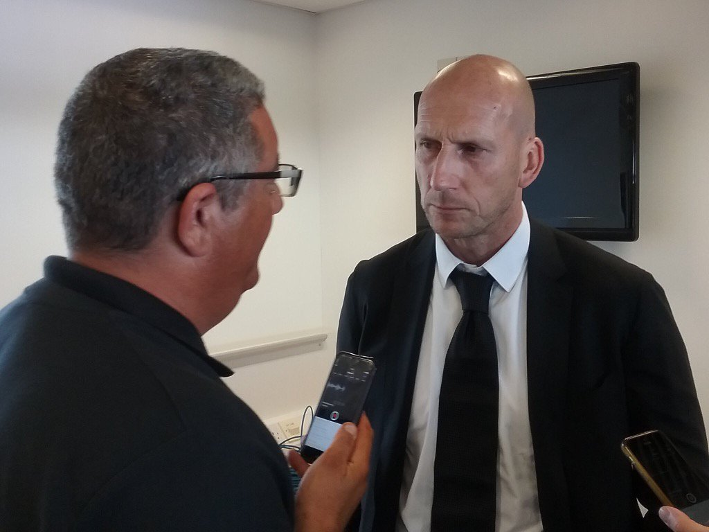 Happy Birthday to Reading boss Jaap Stam have a great day my friend