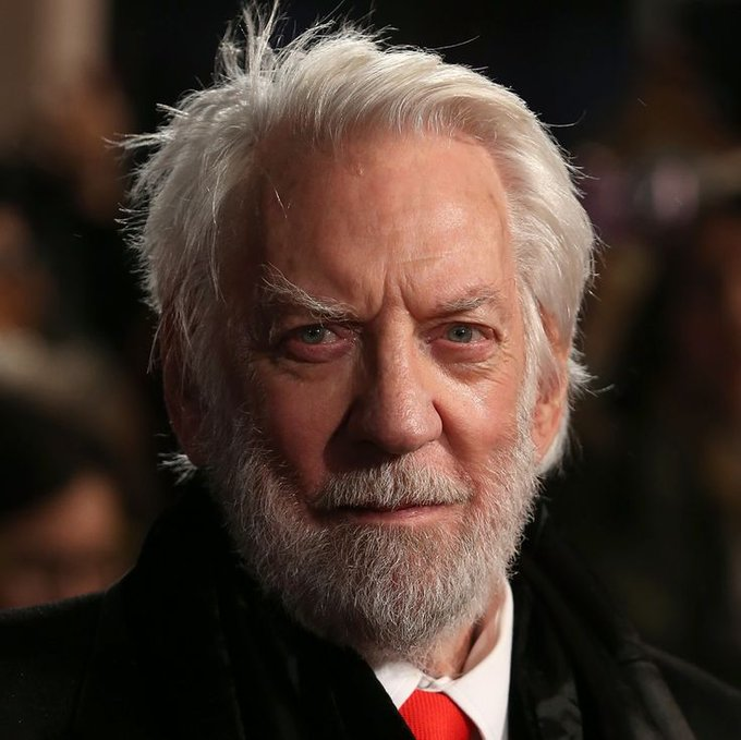 Happy 82nd birthday to the legend that is Donald Sutherland!