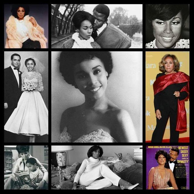 July 17, 2017: HAPPY 82nd BIRTHDAY TO TALENTED & BEAUTIFUL, MS. DIAHANN CARROLL!