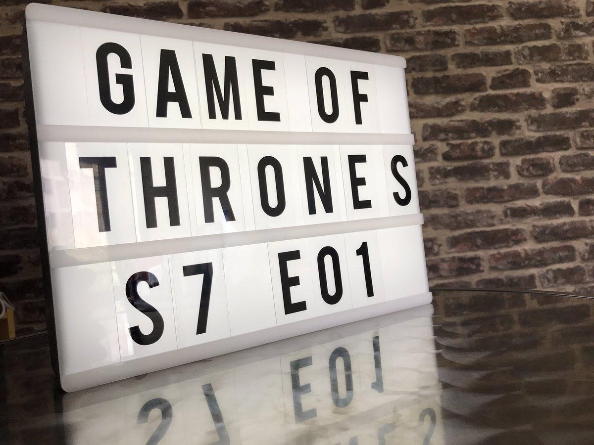 #GameOfThronesS7