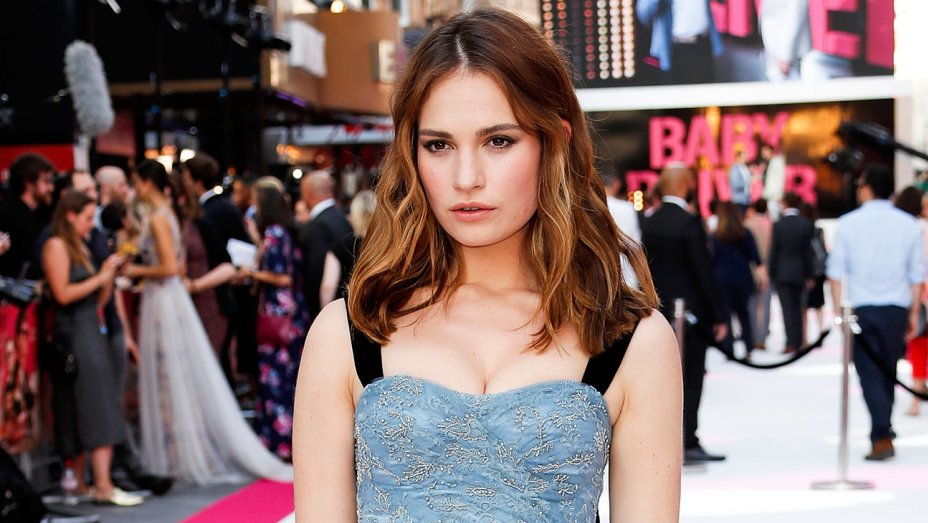 #MammaMia2 adds Lily James https://t.co/BYNISbGTSJ https://t.co/KQ74gdzlIj