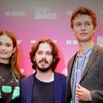'Baby Driver' cast, director in town to promote movie