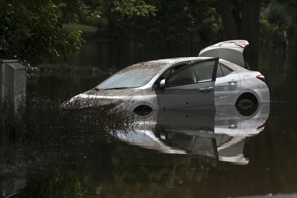 Lake County continues flooding recovery as some water levels start to recede