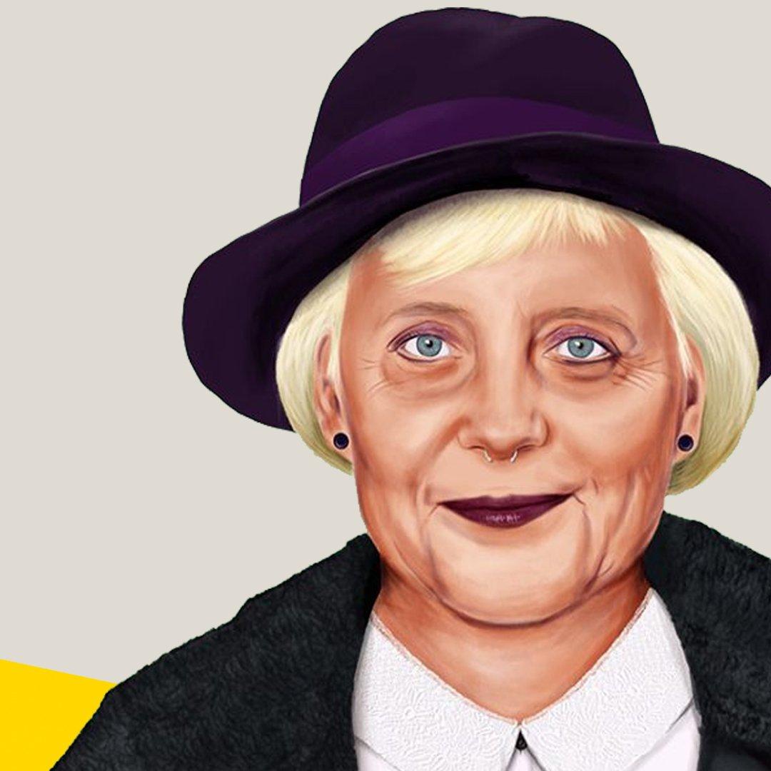 Happy Birthday, Angela