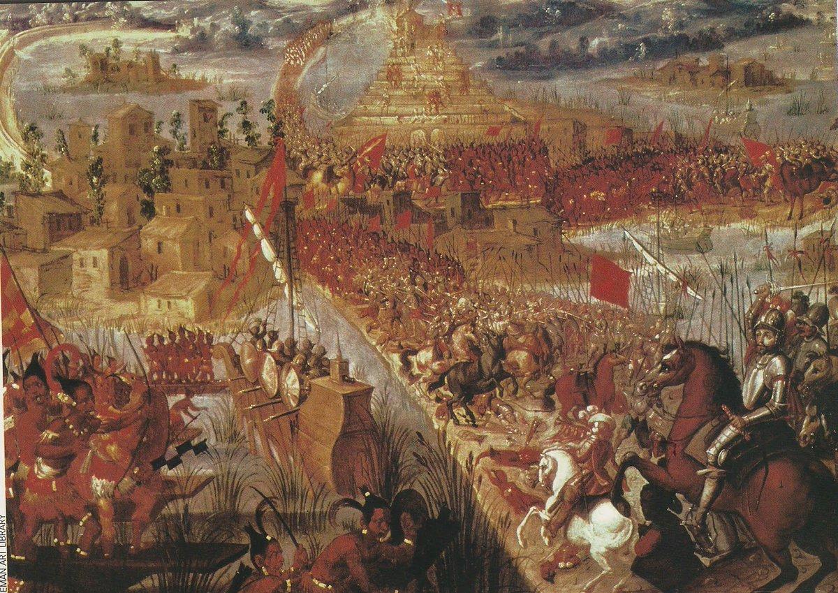 test Twitter Media - Para viajar hasta el Imperio Azteca y las contradicciones de la Conquista lee la crónica de Bernal Díaz del Castillo https://t.co/kviHO2NL2k https://t.co/gtXmDRh5DR