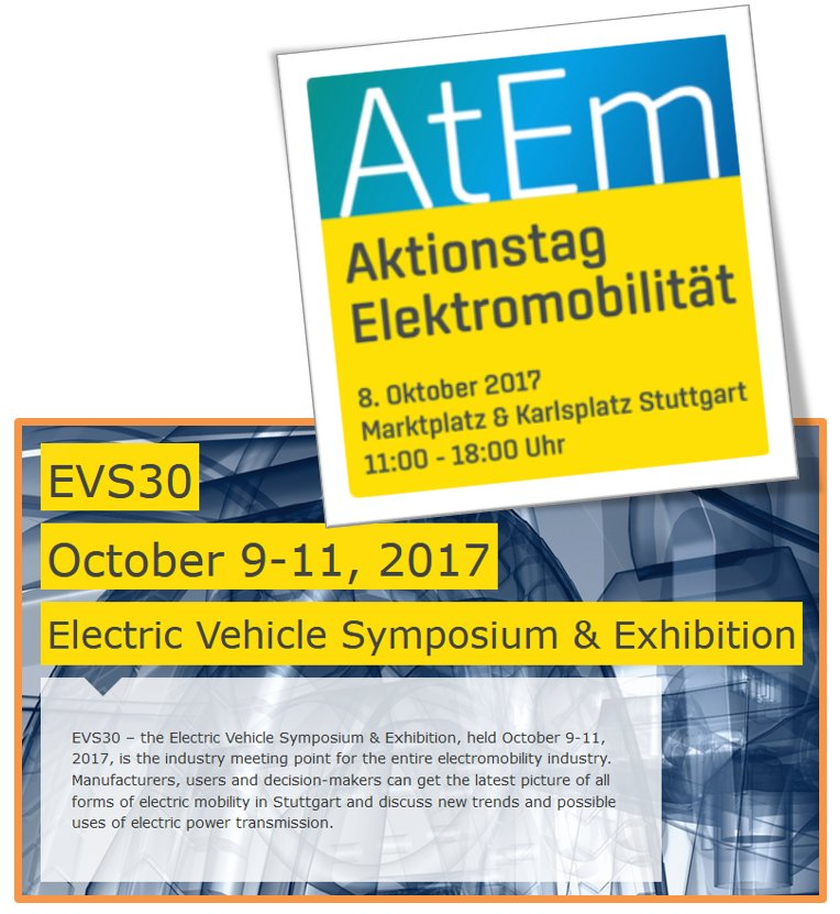 "test Twitter Media - ""Electromobility Action Day"" in Stuttgart within the #EVS30 – the Electric Vehicle Symposium & Exhibition""! https://t.co/MtB3qJrRec https://t.co/n9f0TB3ICw"