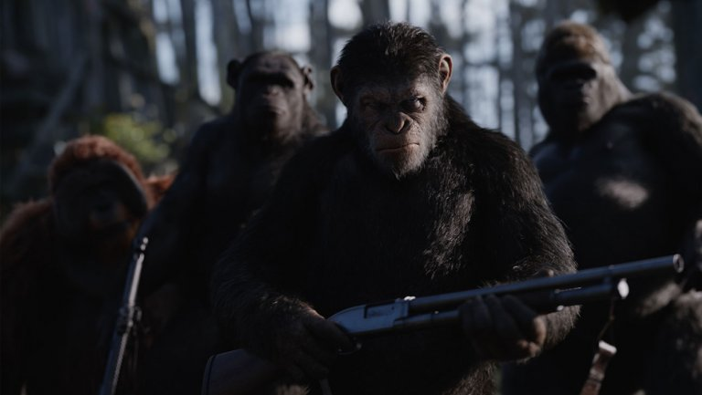#WarForThePlanet: How 'Planet of the Apes' can survive after 'War' https://t.co/HxLcRYIjTv https://t.co/OWftpMMvfL