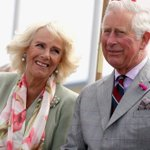 Camilla poses with Prince Charles for 70th birthday photo taken by Princess Diana's favourite snapper