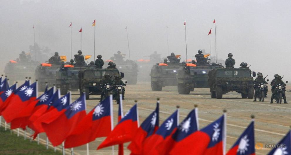 China upset about 'negative' Taiwan content in US defence bill