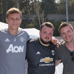 Manchester United stars meet Game of Thrones actors as Jose Mourinho allows short break from pre-season training