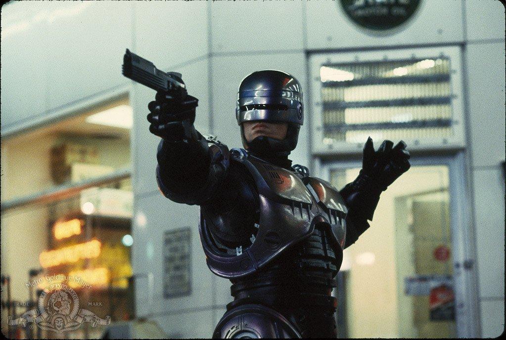 #Robocop