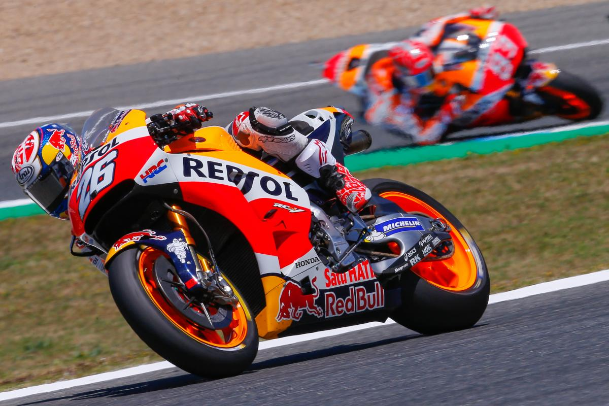test Twitter Media - GP Recap: Pedrosa hits the front in Jerez!  All the best videos👇  #MotoGP 🎥 https://t.co/HTq1cAPww2 https://t.co/WMMW3dyJiK