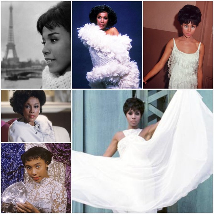 Happy birthday to the incredible Diahann Carroll
