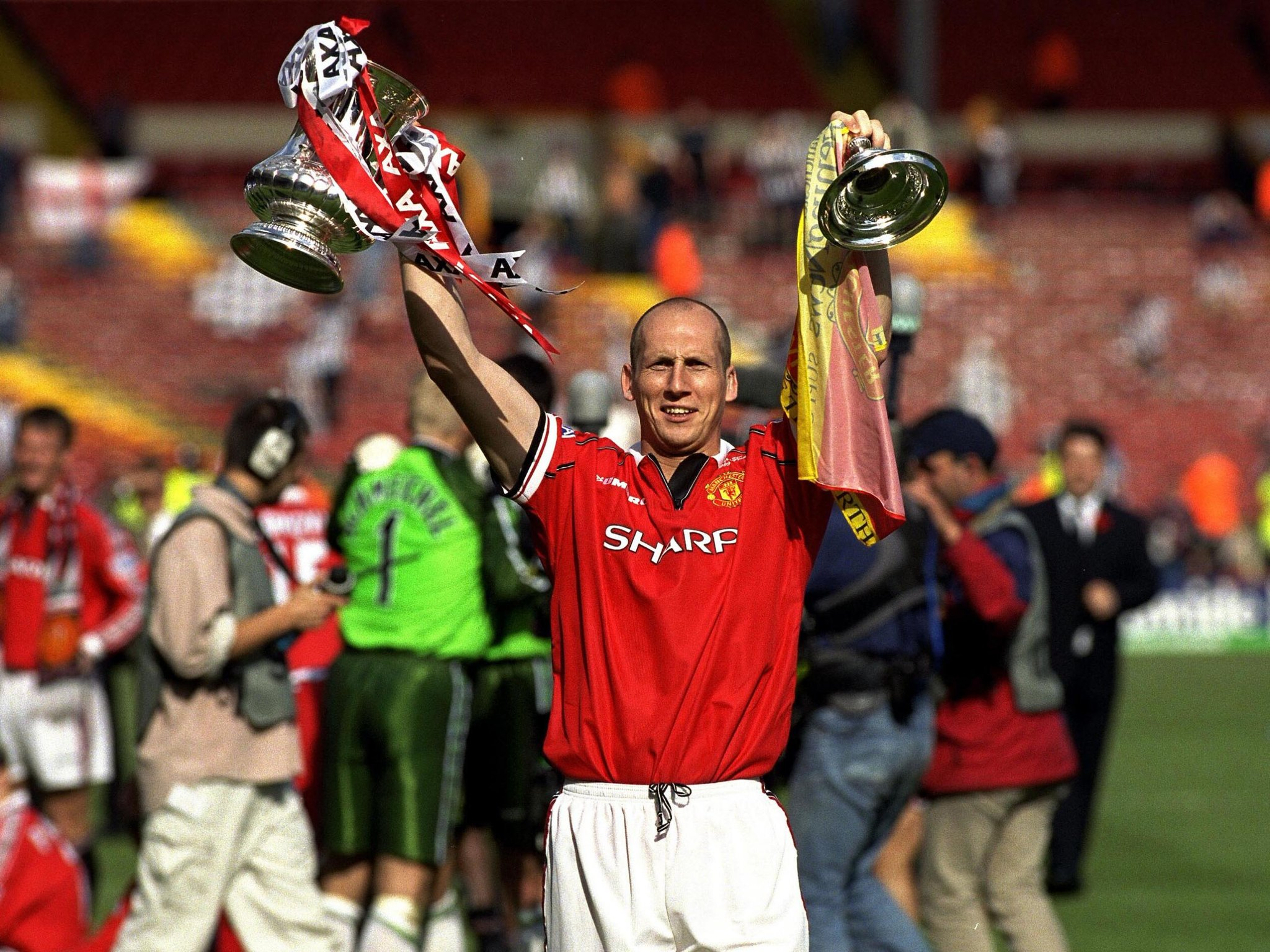 Happy 45th Birthday to Jaap Stam!