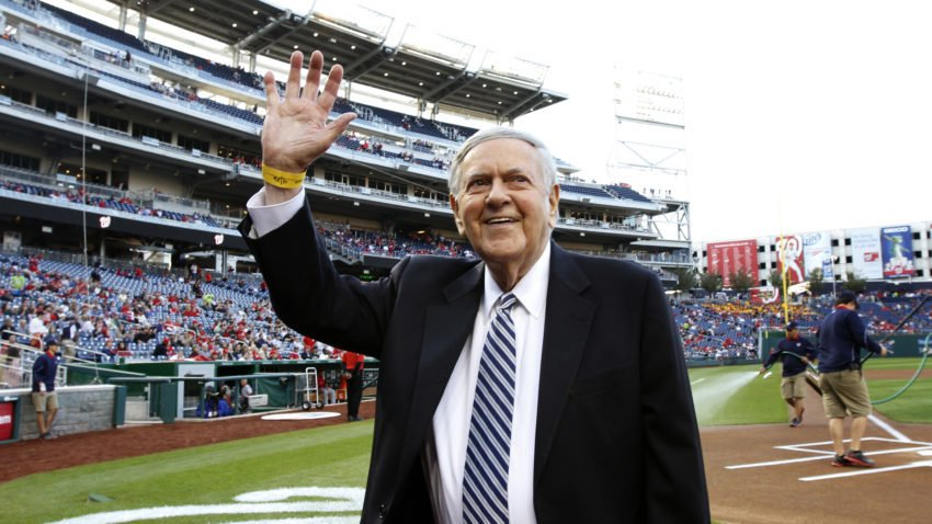 Bob Wolff, sports broadcaster for nearly 80 years, dies at 96