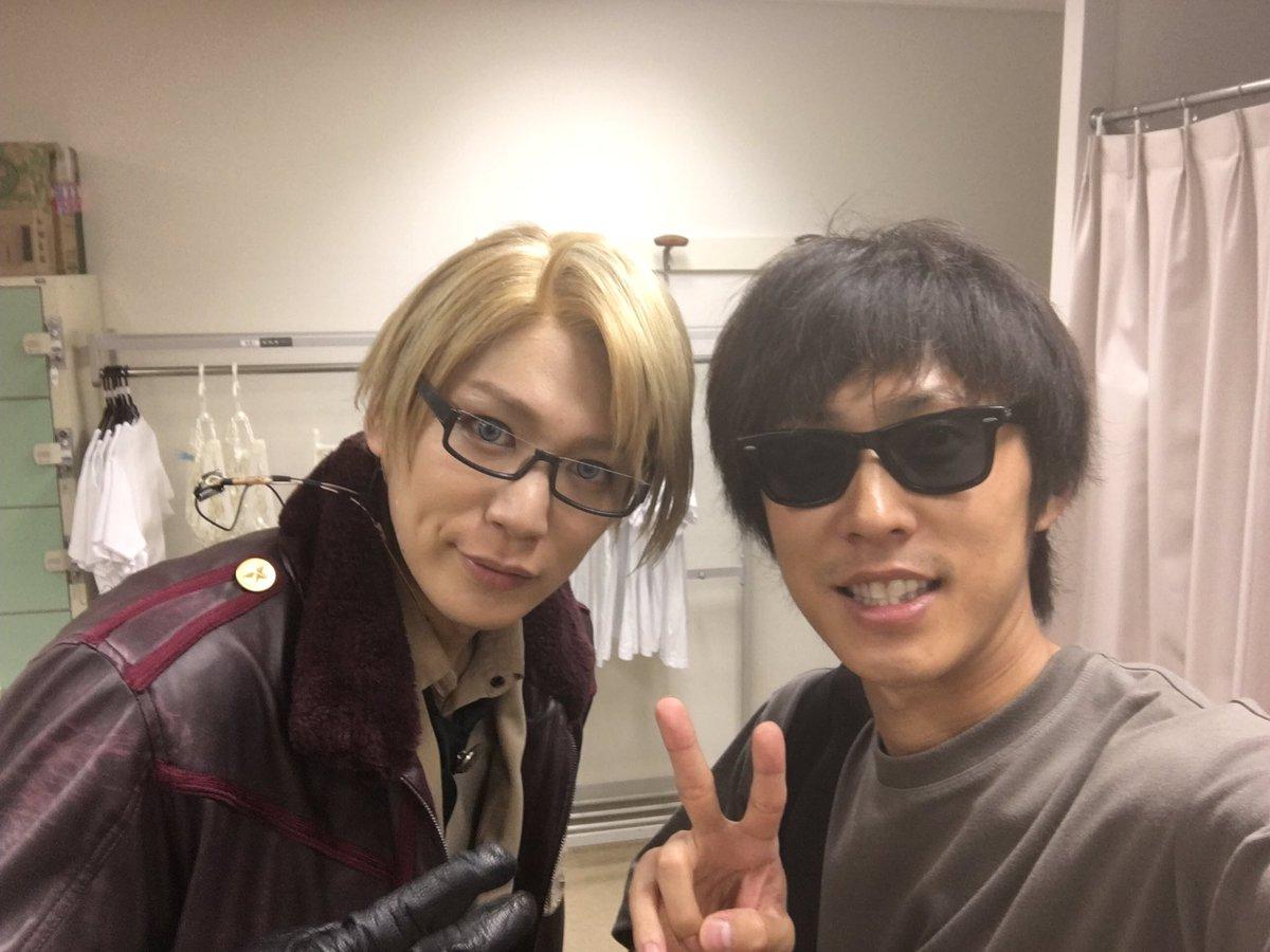 今日は大阪でヘタリア、メンバーの舞台を観に行ってきました(´∀`*)ヘタリア最高😆龍もめっちゃ頑張ってて嬉しかった(´∀