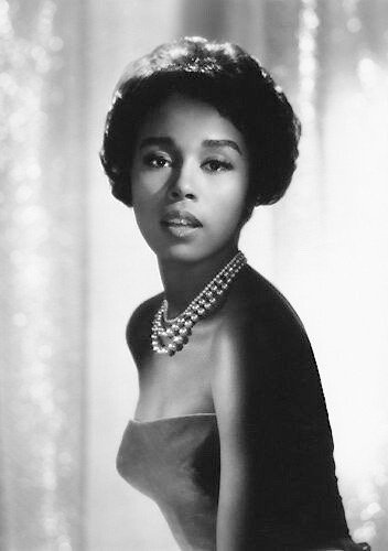 "HAPPY BIRTHDAY... DIAHANN CARROLL! ""QUIET NIGHTS\""."