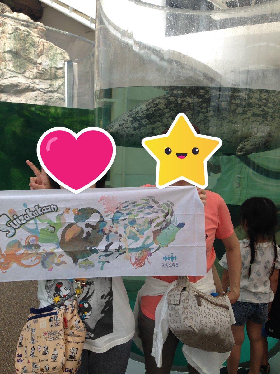 test ツイッターメディア - 京都水族館に行ってきましたー!!今はスプラ2とコラボしているので限定グッズとかもすごかったです!!機会があれば言ってみてください!! https://t.co/6zlOR1ubu1