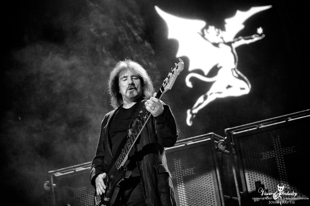 Happy birthday to the great Geezer Butler!! My favorite bass player, my cat\s namesake, and a total bad ass!