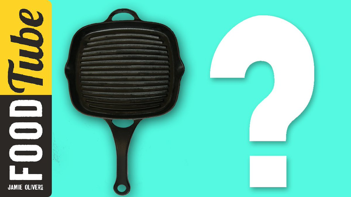 1 MINUTE is all it takes to learn how to cook the perfect steak using a griddle pan. ???? https://t.co/orXN2BBeOo