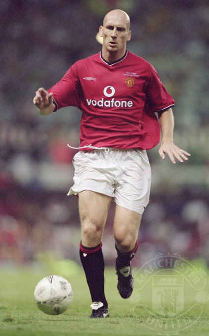 Happy Birthday Jaap Stam