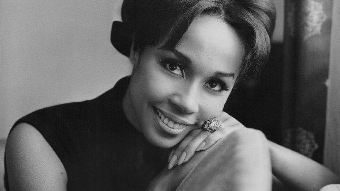Happy birthday to a marvelous star of the stage and screen, Tony-winner Diahann Carroll!