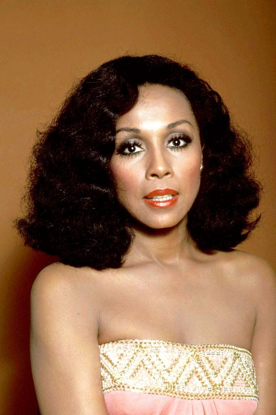 Happy birthday to Diahann Carroll--the first black woman to win a Tony Award!