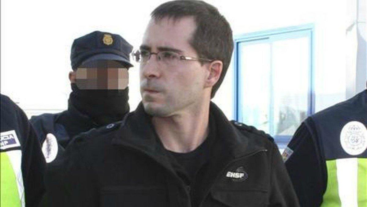 ➡ Condenados dos etarras a 535 condenados a 535