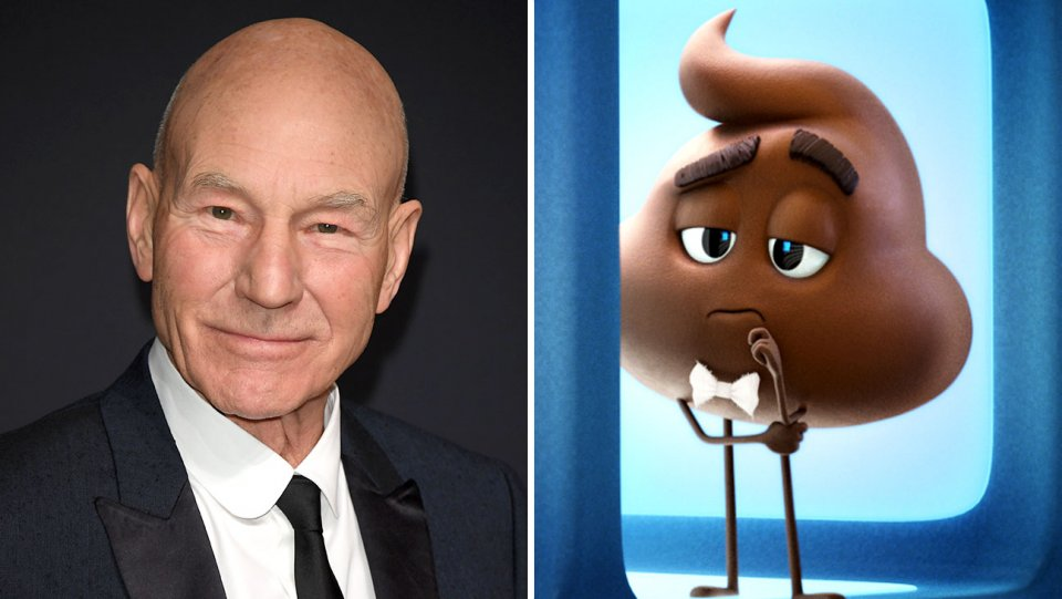 #EmojiMovie: Meet the famous voices behind the symbols https://t.co/TtMcJxPV9t https://t.co/RNrnmlXTzI