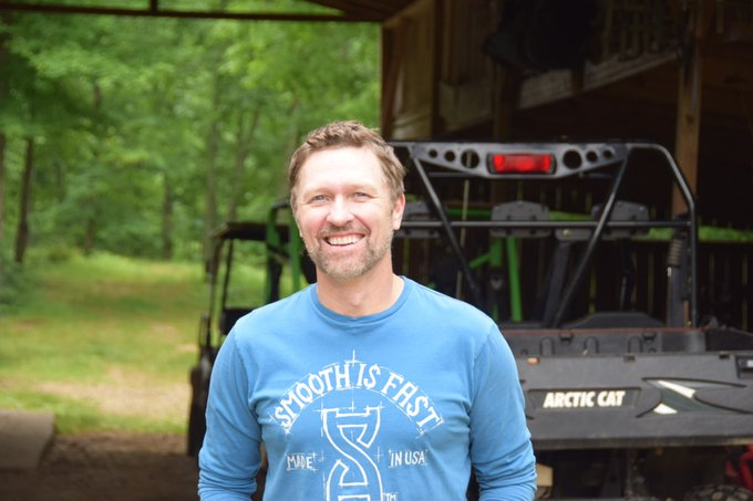 Happy birthday to the most energetic 53-year-old on the planet, Craig Morgan,