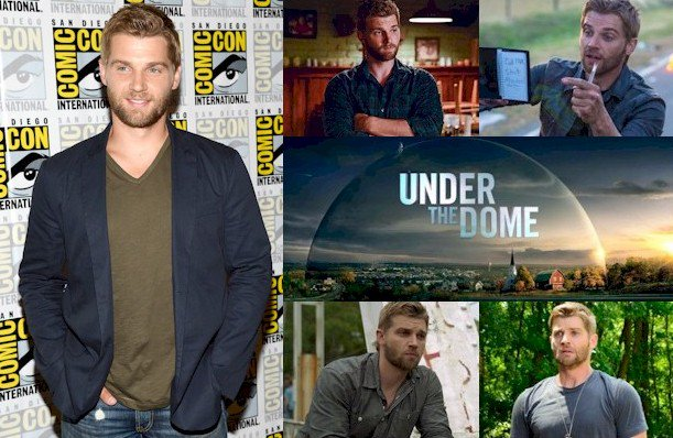 Hoy cumple 38 años Mike Vogel (Dale Barbara en Happy Birthday