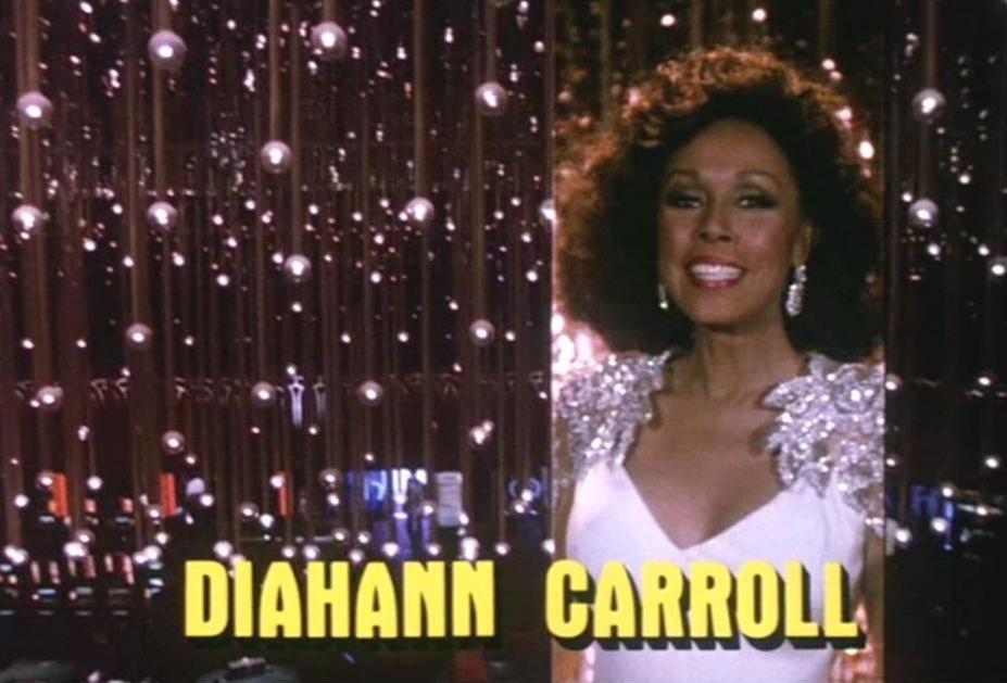 Happy birthday Diahann Carroll