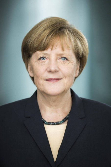 Happy Birthday Angela Merkel