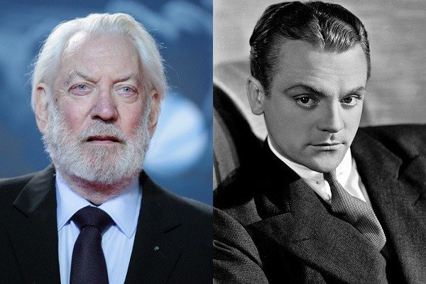 July 17: Happy Birthday Donald Sutherland and James Cagney