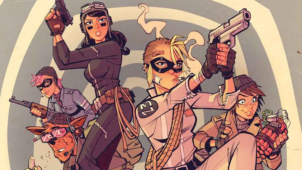#TankGirl will return with a brand new comic series from @ComicsTitan! https://t.co/vv0u4eLqK1 https://t.co/whiBqoLU4g