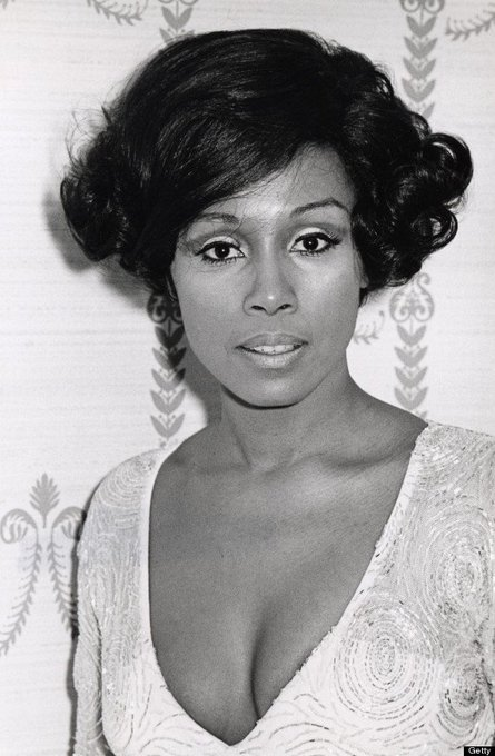 Happy birthday to Bronx native Diahann Carroll.