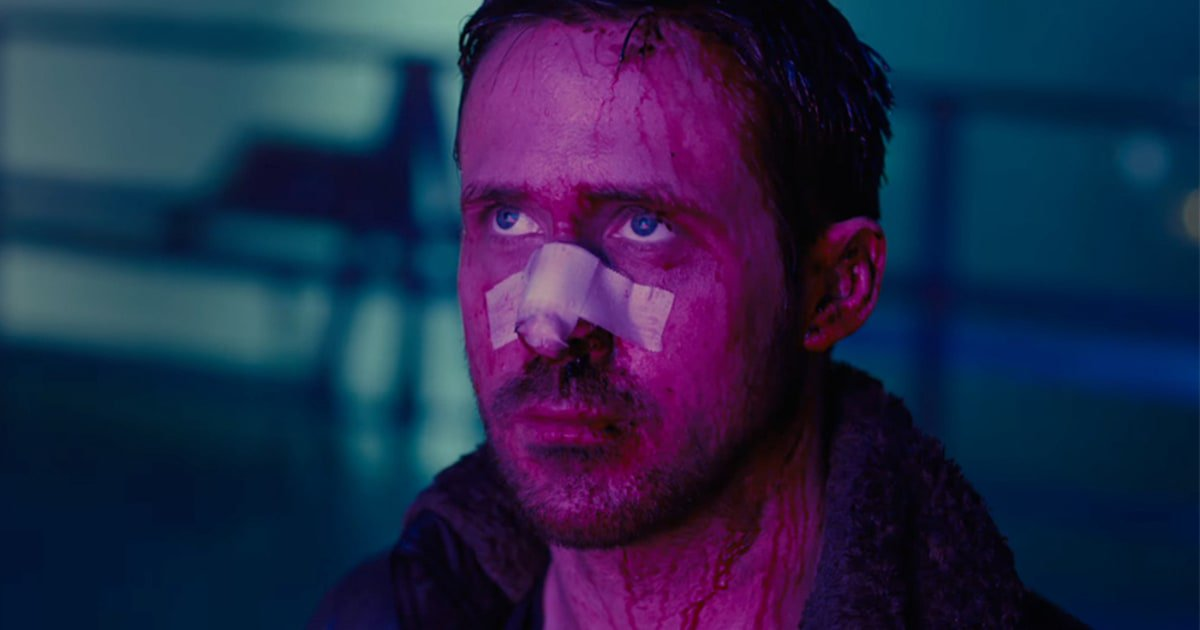 See Ryan Gosling and Harrison Ford in the eerie new #BladeRunner2049 trailer
