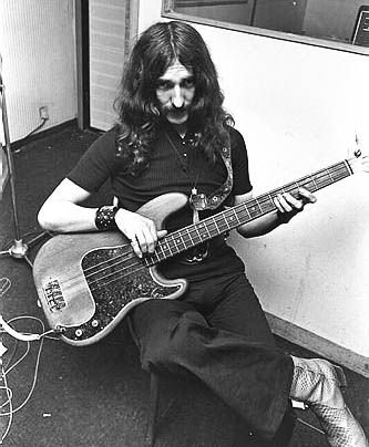 Happy birthday to bassist Terry Geezer Butler!