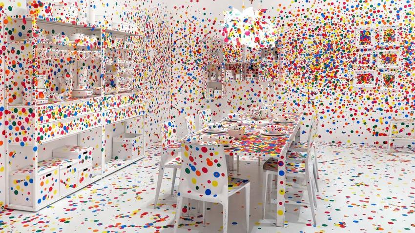The Broad announces on-sale date for tickets to 'Yayoi Kusama: Infinity Mirrors'  https://t.co/70rOHTZNOt https://t.co/9T8TwYTxov