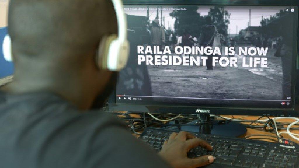 Kenya's social media election: attack ads and data mining