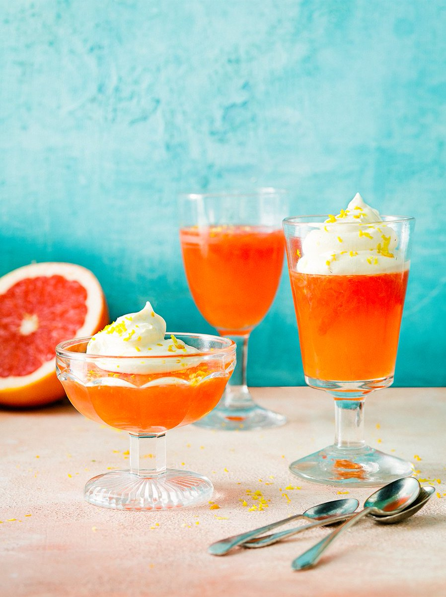Bring your weekend to a jelly-tastic end with an Aperol & grapefruit citrus jelly! ???? https://t.co/uRbmKuQG0r https://t.co/VXjO1MC4u0