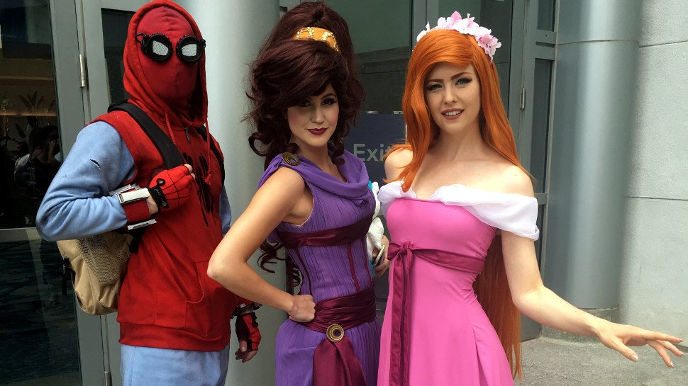 The very best cosplay we saw at #D23Expo https://t.co/BqZcU2YS6y #D23 https://t.co/GyWblIAYYv