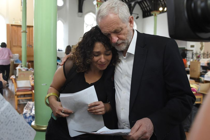 Jeremy Corbyn asks Theresa May to broaden Grenfell Tower inquiry team https://t.co/w26aapUlfS https://t.co/GhhGudPEb3