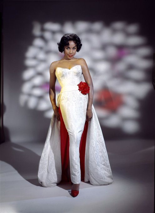 Happy Birthday to Diahann Carroll, who turns 82 today!