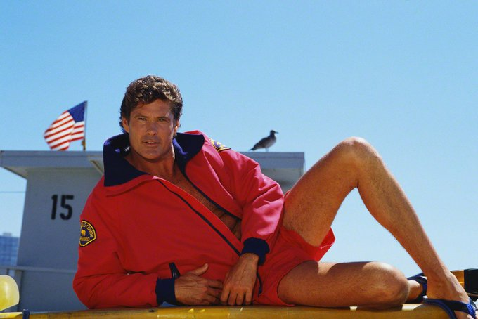 Happy Birthday to David Hasselhoff who turns 65 today!