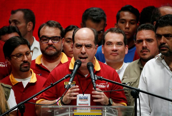 Venezuela opposition plots 'zero hour' after big anti-Maduro vote. Find out more: https://t.co/LA6YcoK1Hq https://t.co/MmH6bhUNyI