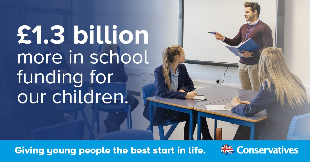 Justine Greening,has announced today that more money will be made available for Schools. RETWEET NOW https://t.co/1bkp86T55J