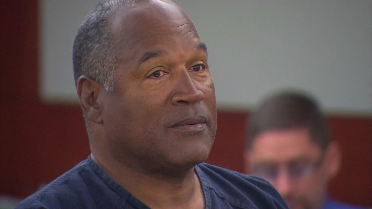 OJ Simpson up for parole, could walk free https://t.co/VIyC4we6s7 https://t.co/4iXBMrDfAn