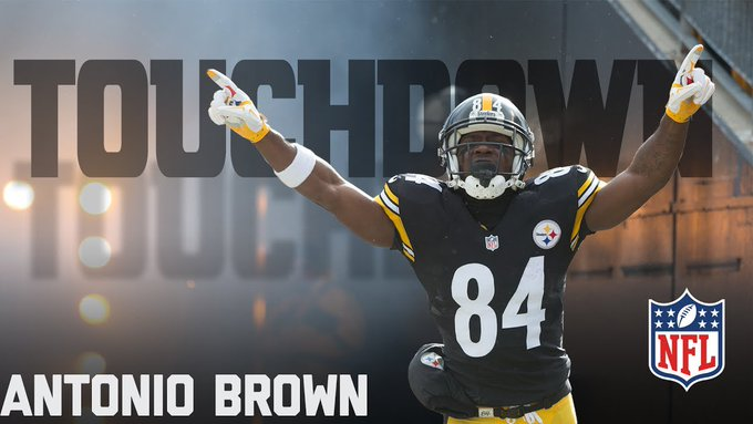 Every Antonio Brown Touchdown... So Far | Happy Birthday AB! | NFL Highlights