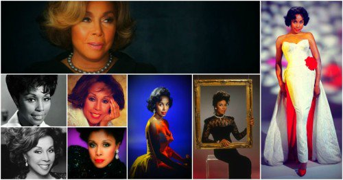 Happy Birthday to Diahann Carroll (born July 17, 1935)